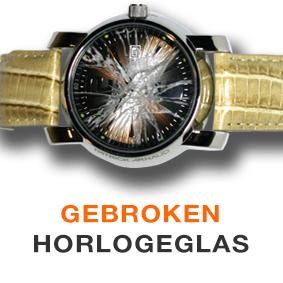 Horloge glas vervangen