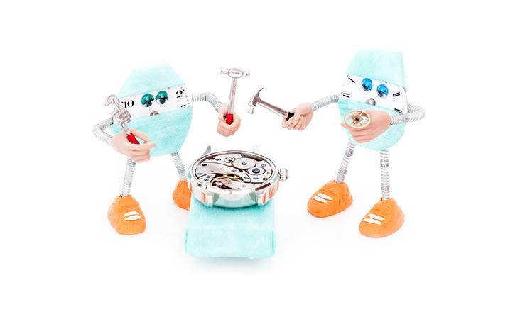 Heeft uw horloge verzorging nodig? Kiekt.be geeft die zorg aan uw horloge, klok of zakhorloge