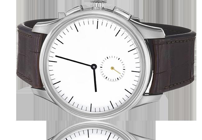 Laat uw rond horlogeglas snel vervangen. 48u. Service. Plat rond, bol rond en loupeglas.