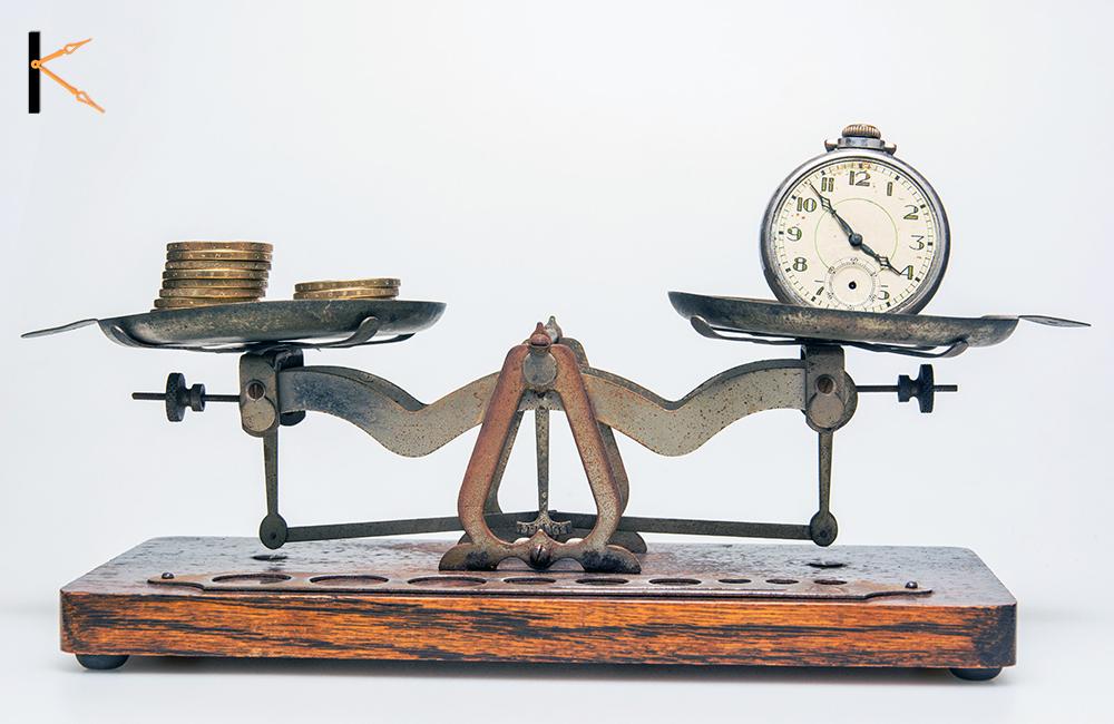 Is het duur om een revisie aan een oude mechanische zakhorloge te laten uitvoeren?