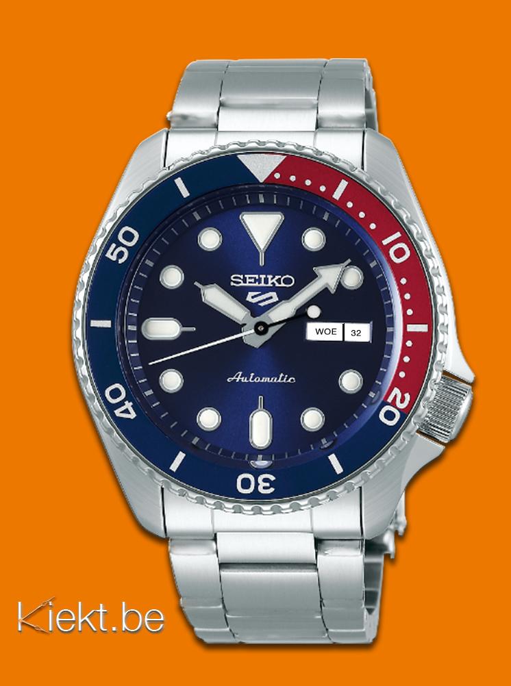 Glas van je Seiko horloge gebroken? Kiekt vervangt het snel en goed.