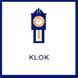 Herstelling of reparatie klok