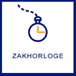 Zakhorloge herstelling of reparatie